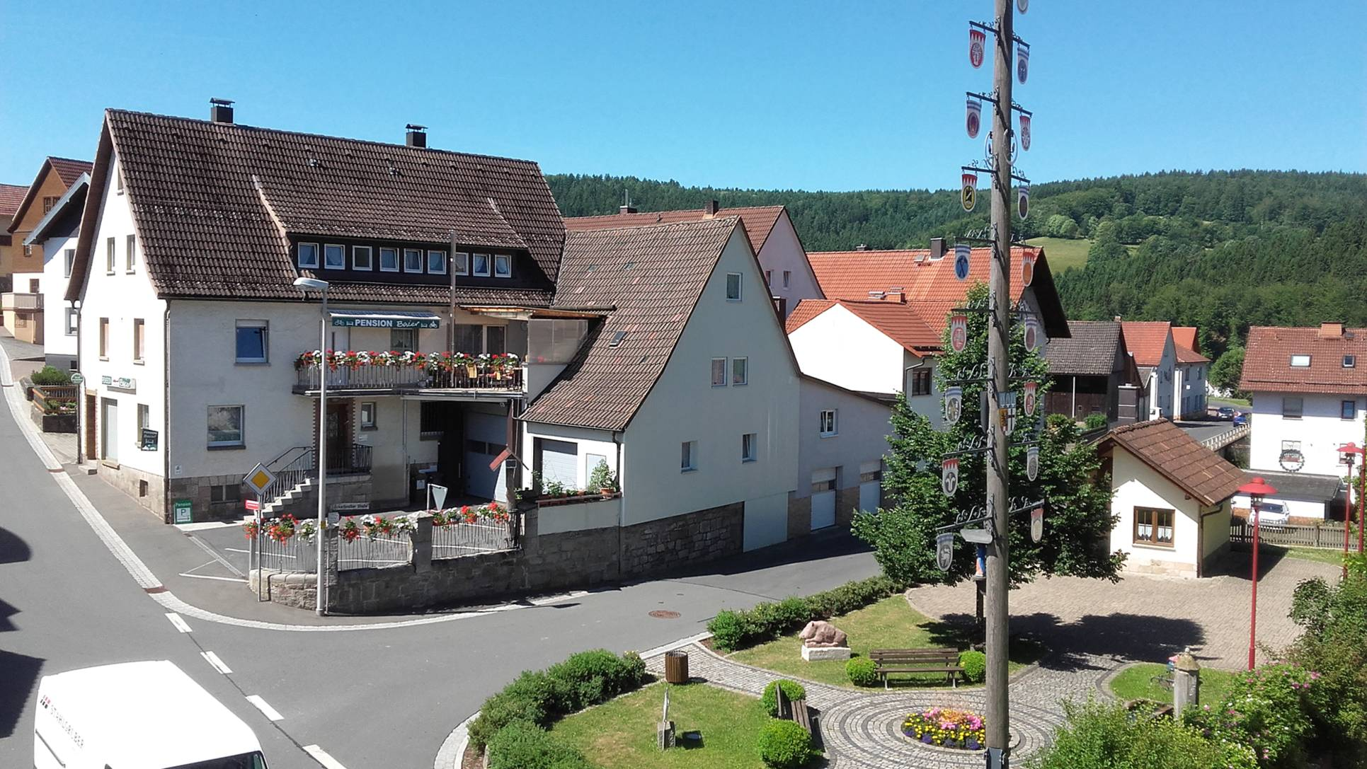 Pension Baier in der Rhön